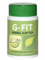 SJ Herbals G-FIT Herbal Slim Tea Pack Of 2