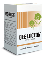 SJ Herbals Bee Lact36 Capsule Pack Of 2