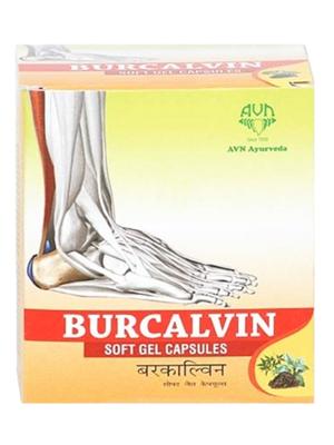 AVN Burcalvin Softgel Capsules