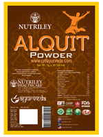CRD Ayurveda Alquit - Alcohol Addiction Powder