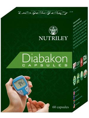 CRD Ayurveda Diabakon - Diabetes Control Capsules