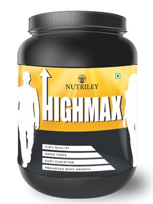 CRD Ayurveda Highmax - Body Height Growth Supplement