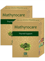 CRD Ayurveda Mathyrocare - Thyroid Control Capsules