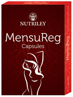 CRD Ayurveda Mensureg - Mensural Regulator Capsules