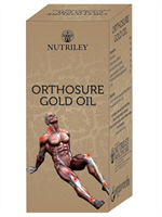 CRD Ayurveda Orthosure Gold Oil - Joint Pain / Arthritis Oil