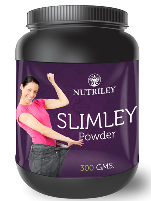 CRD Ayurveda Slimley - Fat Burner/Slimming Powder