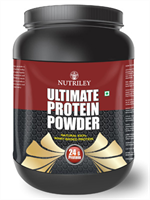 Nutriley Ultimate Protein - Body/Muscle Gainer Whey Protein Supplement