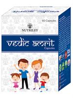 CRD Ayurveda Vedic Amrit - General Wellness & Immunity Capsules