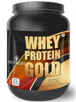 Nutriley Whey Protein Gold - Body/Muscle Gainer Whey Protein Supplement