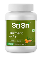 sri sri Tattva Turmeric Tablet