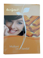 Banjaras Multani Mitti With Sandal
