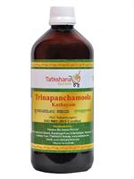 Tatkshana Trinapanchamoola Kashayam