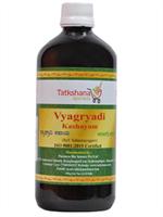 Tatkshana Vyagryadi Kashayam