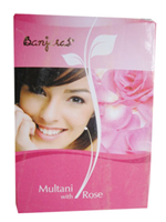 Banjaras Multani With Rose