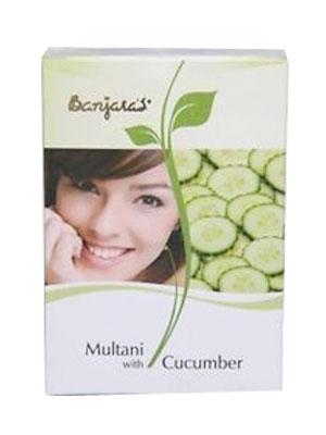 Banjaras Multani With Cucumber