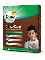 Zandu Snez Cure for Nasal Allergy