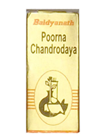 Baidyanath Poorna Chandrodaya Tablets
