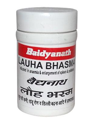 Baidyanath Lauha Bhasma