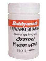 Baidyanath Trivanga Bhasma