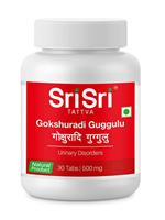 Sri Sri Tattva Gokshuradi Guggulu
