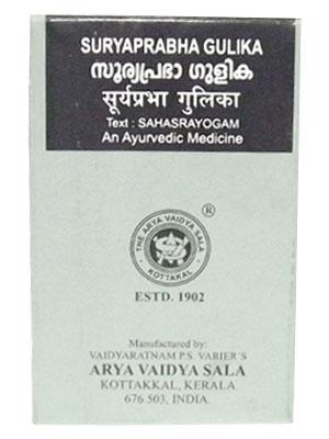 Kottakkal Surya Prabha