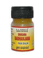 BV Pandit Srikara Badhanjana Pain Balm