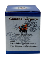 SDM Gandha Karpura Skin Ointment