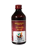 SDM Manjushree Hair Oil