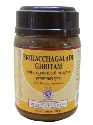 Kottakkal Brihacchagaladi Ghritam