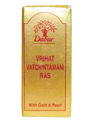 Dabur Vrihat Vatchintamani Ras Gold