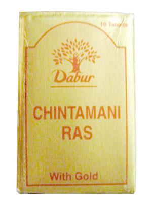 Dabur Chintamani Ras (Gold)