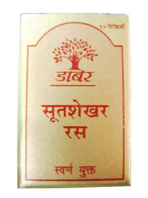 Dabur Sutshekhar Ras (Gold)