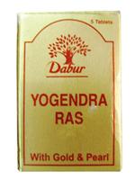 Dabur Yogendra Ras (Gold)