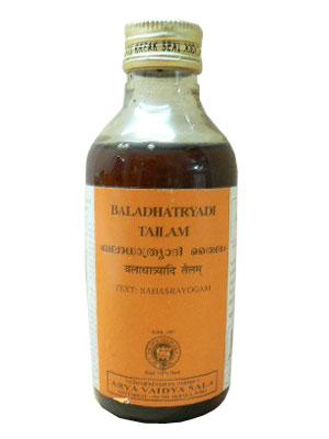 Kottakkal Baladhatryadi Tailam