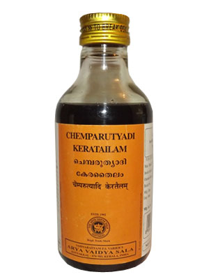Kottakkal Chemparuthyadi Keratailam