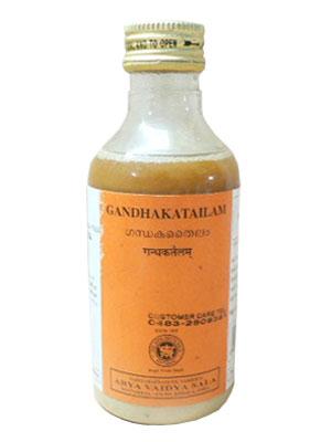 Kottakkal Gandhaka Tailam
