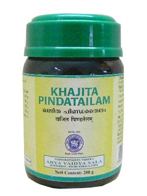 Kottakkal Khajitha Pinda Tailam
