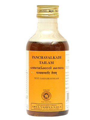 Kottakkal Panchavalkadi Tailam