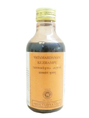 Kottakkal Vatamardhanam Kuzhampu