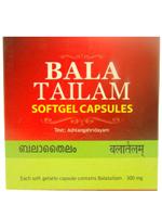 Kottakkal Balatailam Softgel Capsules