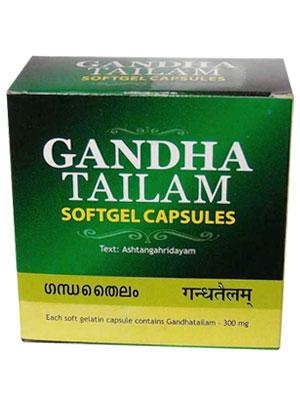 Kottakkal Gandha Tailam Softgel Capsules