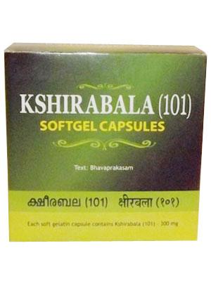 Kottakkal Kshirabala (101) Softgel Capsules