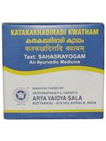 Kottakkal Katakakhadiradi Kwatham Tablets
