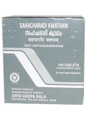 Kottakkal Sahacharadi Kwatham Tablets