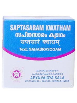 Kottakkal Saptasaram Kwatham Tablets