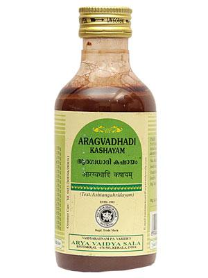 Kottakkal Aragvadhadi Kashayam