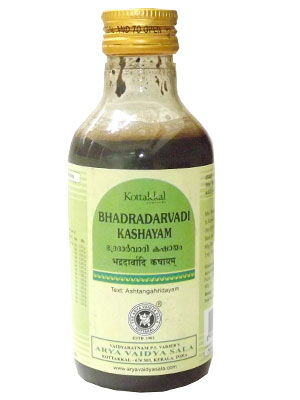 Kottakkal Bhadradarvadi Kashayam