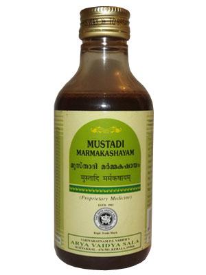 Kottakkal Mustadi Marma Kashayam