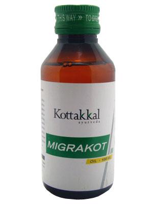 Kottakkal Migrakot Oil