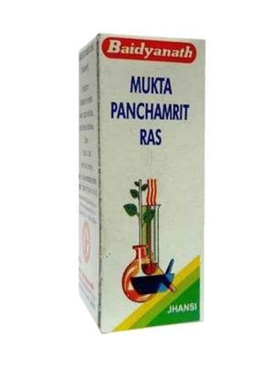 Baidyanath Muktapanchamrit Ras (MYu)